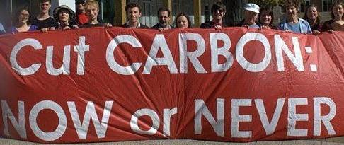cut carbon
